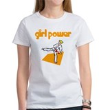Girl Power Martial Arts Tee