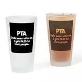 Unique Pta Drinking Glass