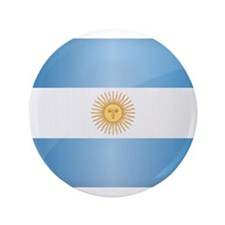 "Argentina 3.5"" Button (100 pack)"