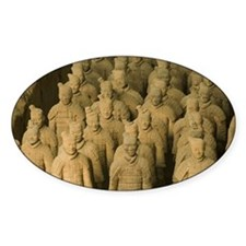 Army of stone soldiers Decal