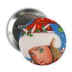 Candy Cane Elf 2.25