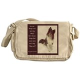 Cute Tricolor Messenger Bag