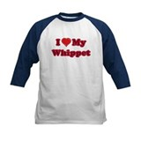 Love My Whippet Tee