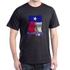 TX Flag T-Shirt (Black or Red)