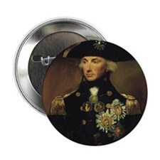 Admiral Nelson T-Shirt Button