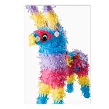 Pinata on table Postcards (Package of 8)