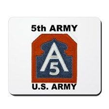5TH ARMY Mousepad