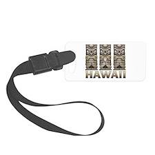 Hawaii Tiki Luggage Tag