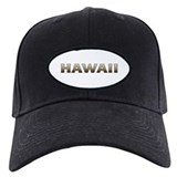 Hawaii Tiki Baseball Hat