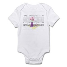 457b Defined Infant Bodysuit