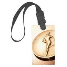 Gold medal Luggage Tag