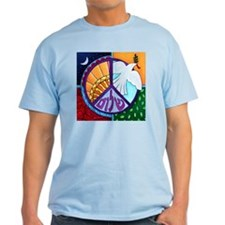 Peace-Rising T-Shirt
