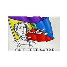 One Fest More Rectangle Magnet (100 pack)