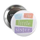 "I'm the Little Sister 2.25"" Button (10 pack)"