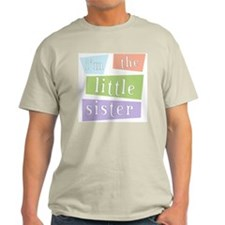 I'm the Little Sister Ash Grey T-Shirt
