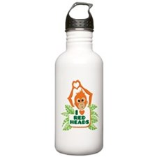 I love (heart) redheads baby orangutan Sports Wate