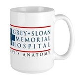 Grey Sloan Memorial Hospital Coffee Mug