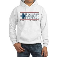 Grey Sloan Memorial Hospital Hoodie