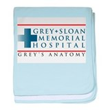 Grey Sloan Memorial Hospital Infant Blanket