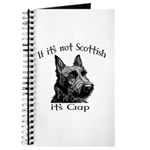 NOT SCOTTISH IT'S CRAP #2 Journal