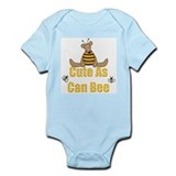 Cute As Can Bee Onesie