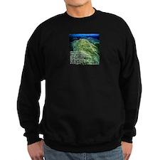 The Highest Road Mt. Evans, CO Sweatshirt