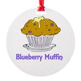 blueberry muffin.png Ornament