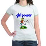 Girl Power Soccer T