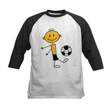 soccer_boy Baseball Jersey