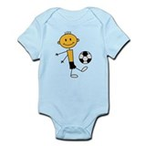 soccer_boy Body Suit