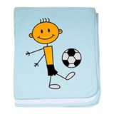 soccer_boy baby blanket