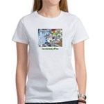 Sustainable Hero Comic Women's T-Shirt