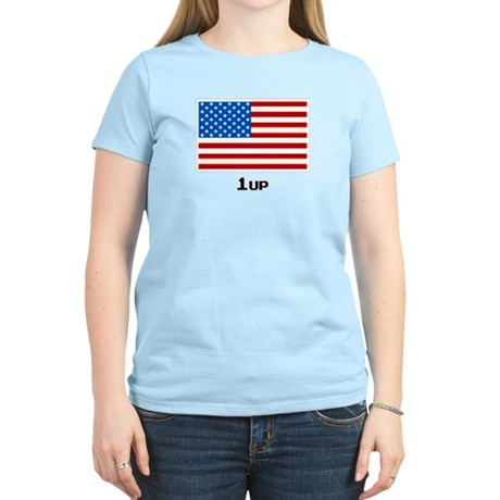 American flag 1up T-Shirt