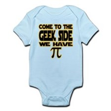 Come to the geek side we have pi Body Suit