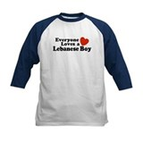 Everyone Loves a Lebanese Boy Tee