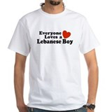Everyone Loves a Lebanese Boy Shirt