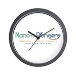 NanoPioneers Wall Clock