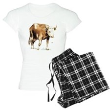 Cattle Cow Farm Animal pajamas