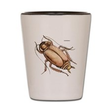Cockroach Insect Shot Glass
