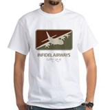 Infidel Airways (C-130) T-Shirt