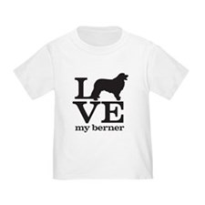Love my Berner T-Shirt