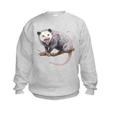Opossum Possum Animal Sweatshirt