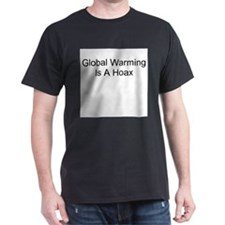 Global Warming Is A Hoax T-Shirt