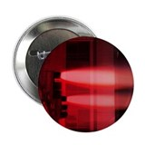 "Red Lights Exploding square 2.25"" Button"