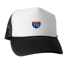 Interstate 710 - CA Trucker Hat