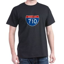 Interstate 710 - CA T-Shirt