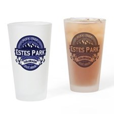 Estes Park Midnight Drinking Glass