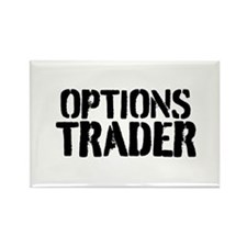 Options Trader Rectangle Magnet