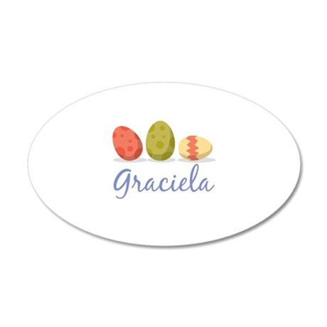 Easter Egg Graciela Wall Decal