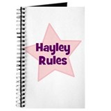 Hayley Rules Journal